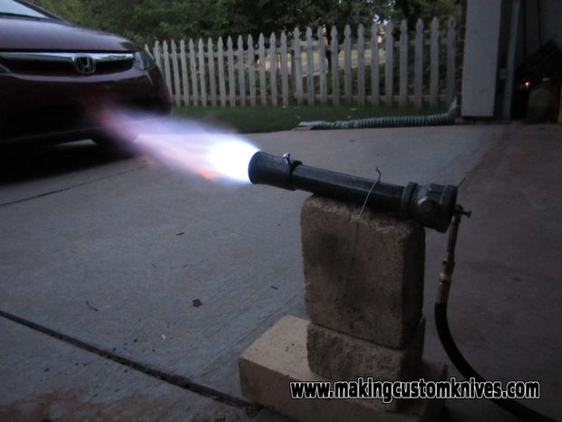 Build Gas Forge Uk Step By Step