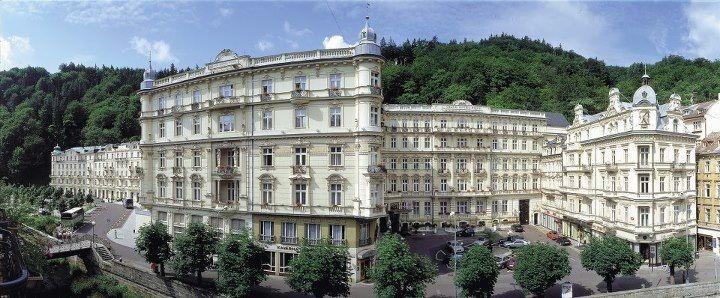 Grand Hotel Pupp Karlovy Vary Czech Republic Filming Locations Karlovy Vary
