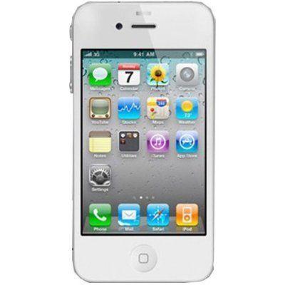 iPhone 4 8GB Smartphone White (Sprint)love my iphone
