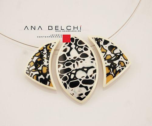 Curso colmenarejo mokume gane necklace by ana belchi dijes curso colmenarejo mokume gane necklace by ana belchi aloadofball Gallery