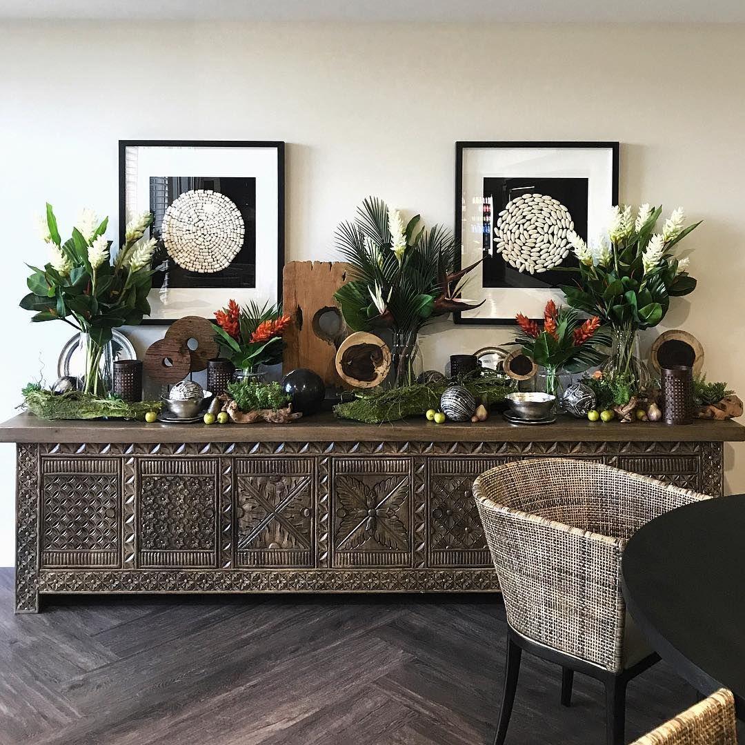 tropical colonial d coration pinterest d coration maison salon marocain et maisons. Black Bedroom Furniture Sets. Home Design Ideas