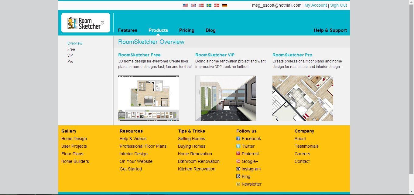 Free Floor Plan Software RoomSketcher Review