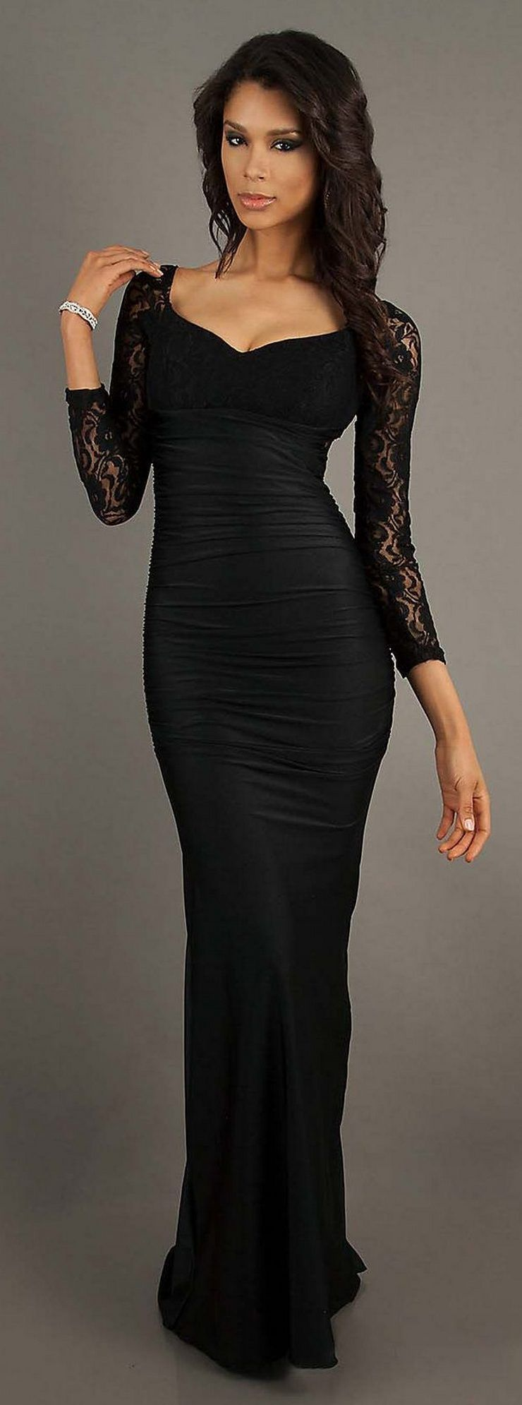 Trends black long sleeve wedding dresses ideas wedding dresses