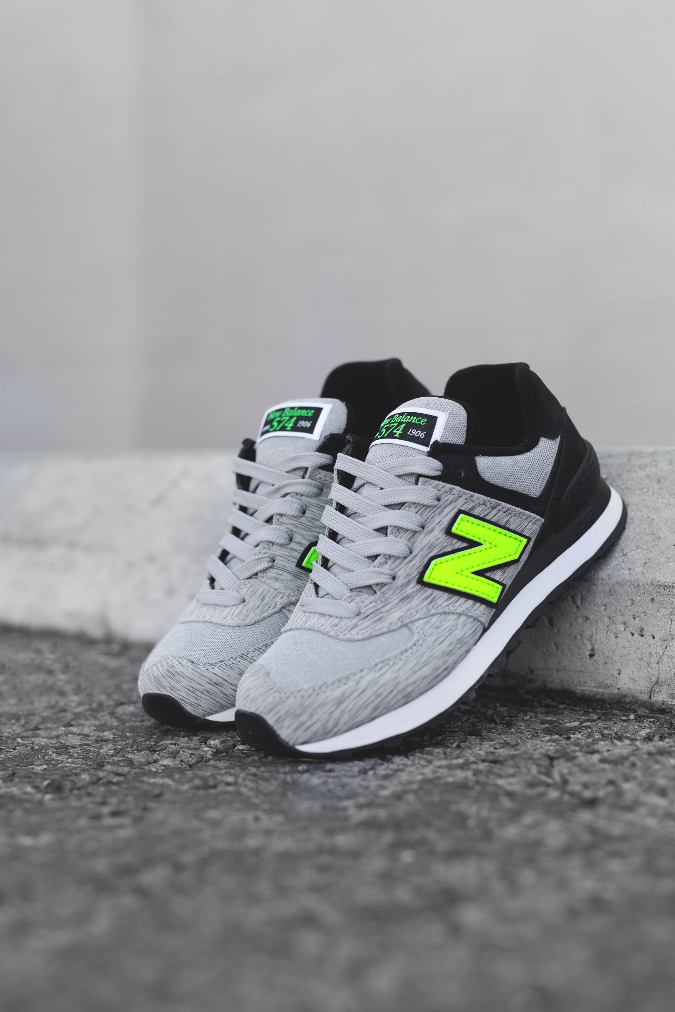 New Balance Women's 574 'Sweatshirt' Pack #NewBalance #NB #574 #Fashion
