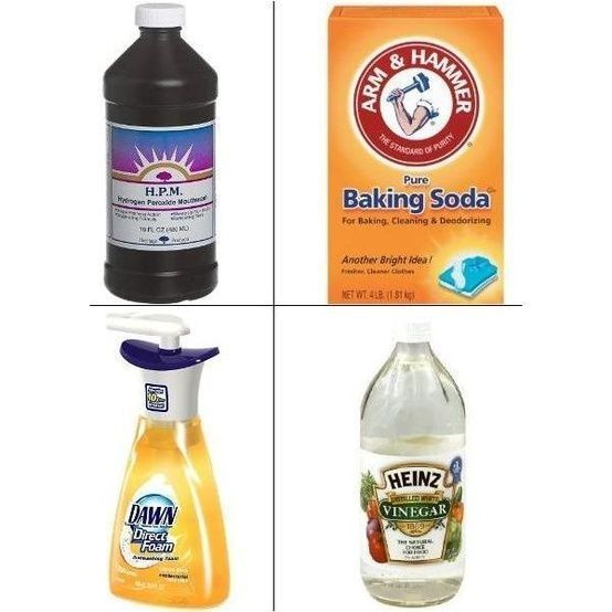 Dog Urine Smell In Carpet Vinegar Baking Soda: DIY Tip Removes Cat And Dog Urine From Carpet -- Mix 1