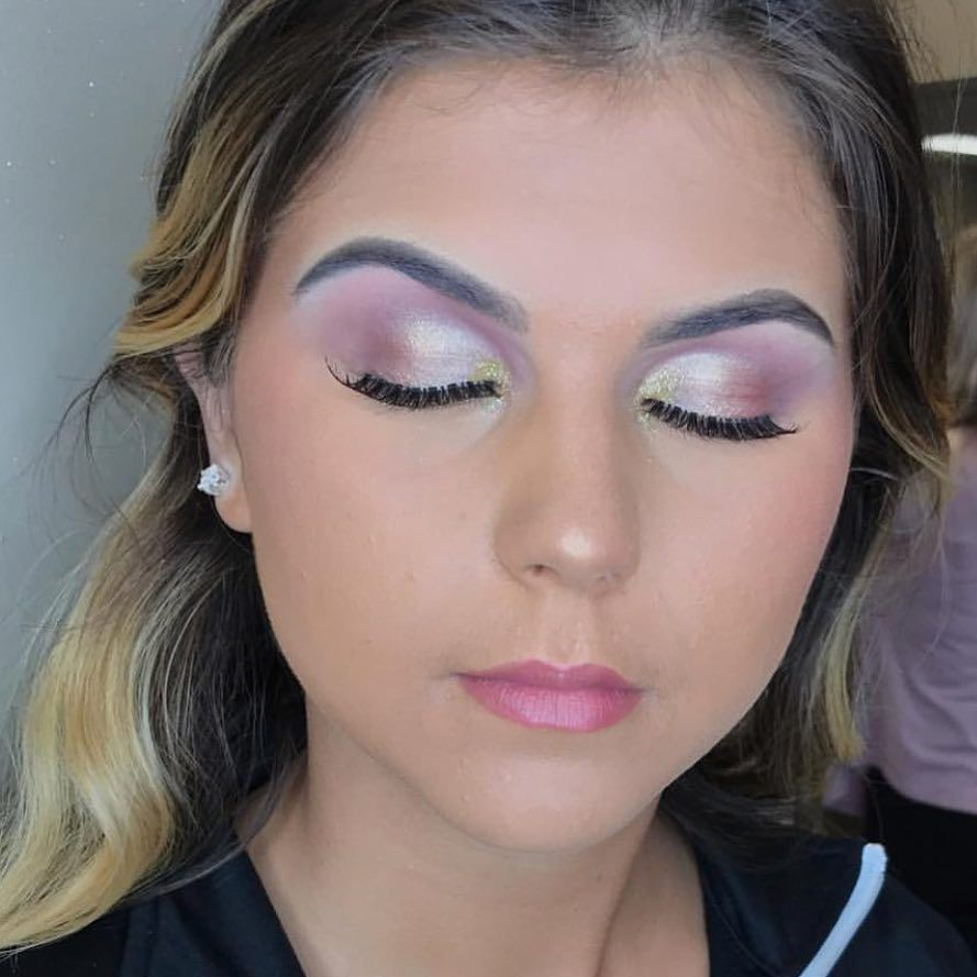 """Alondra Naked new trend hair salon on instagram: """"another beautiful makeup"""