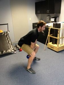 basic kettlebell exercises to add to you golf weight