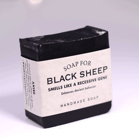 Soap for Black Sheep – Whiskey River Soap Co.