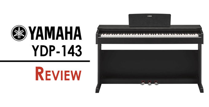 Yamaha Ydp 143 Review A Solid Piano In Every Way Yamaha Ydp Yamaha Keyboard Piano