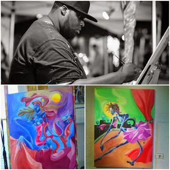 Just4Art - Google+ El Sol Haitian-American artist Jason Fleurant +JaFleu #ArtFest  Preview Night! Sat Nov 1st 6PM - 9PM. Tickets are limited: http://friendsofelsol.org/artfest/artfest-preview-night