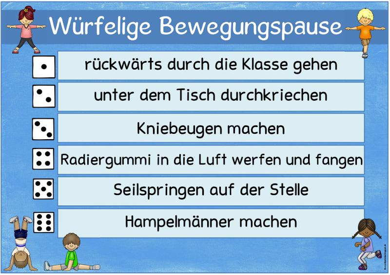 Bingo Regeln Unterricht