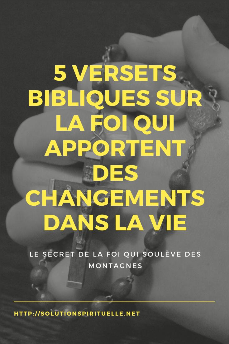 Verset Biblique Sur La Foi Holy Bible Bible Life