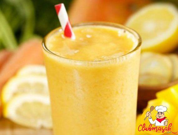 Resep Hidangan Buah Smoothie Mangga Resep Minuman Sehat Untuk Diet Club Masak Mango Smoothie Recipes Smoothie Without Yogurt Carrot Smoothie
