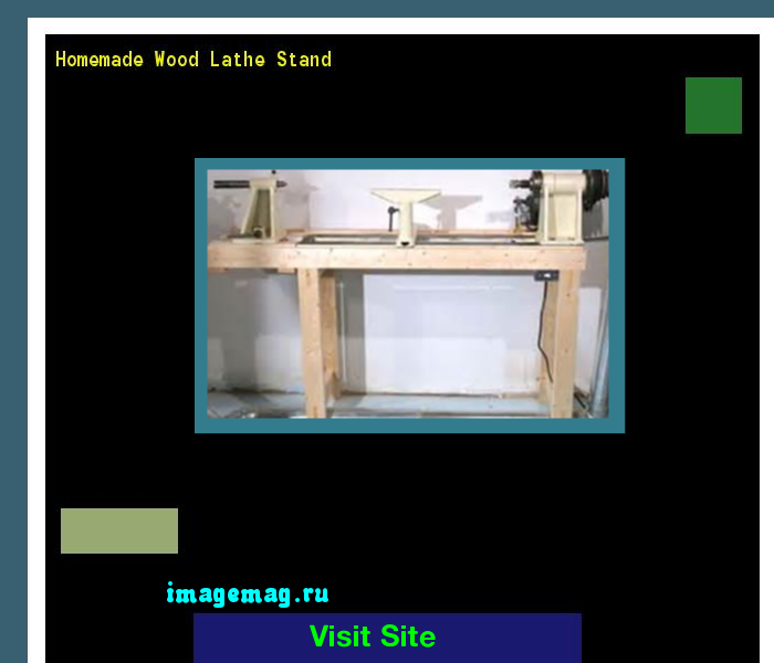 Homemade Wood Lathe Stand 173324 - The Best Image Search