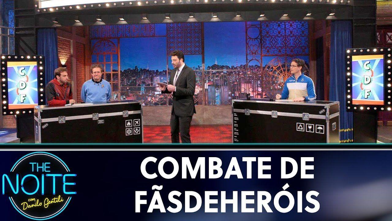 Combate De Fasdeherois The Noite 24 05 19 O The Noite E Um