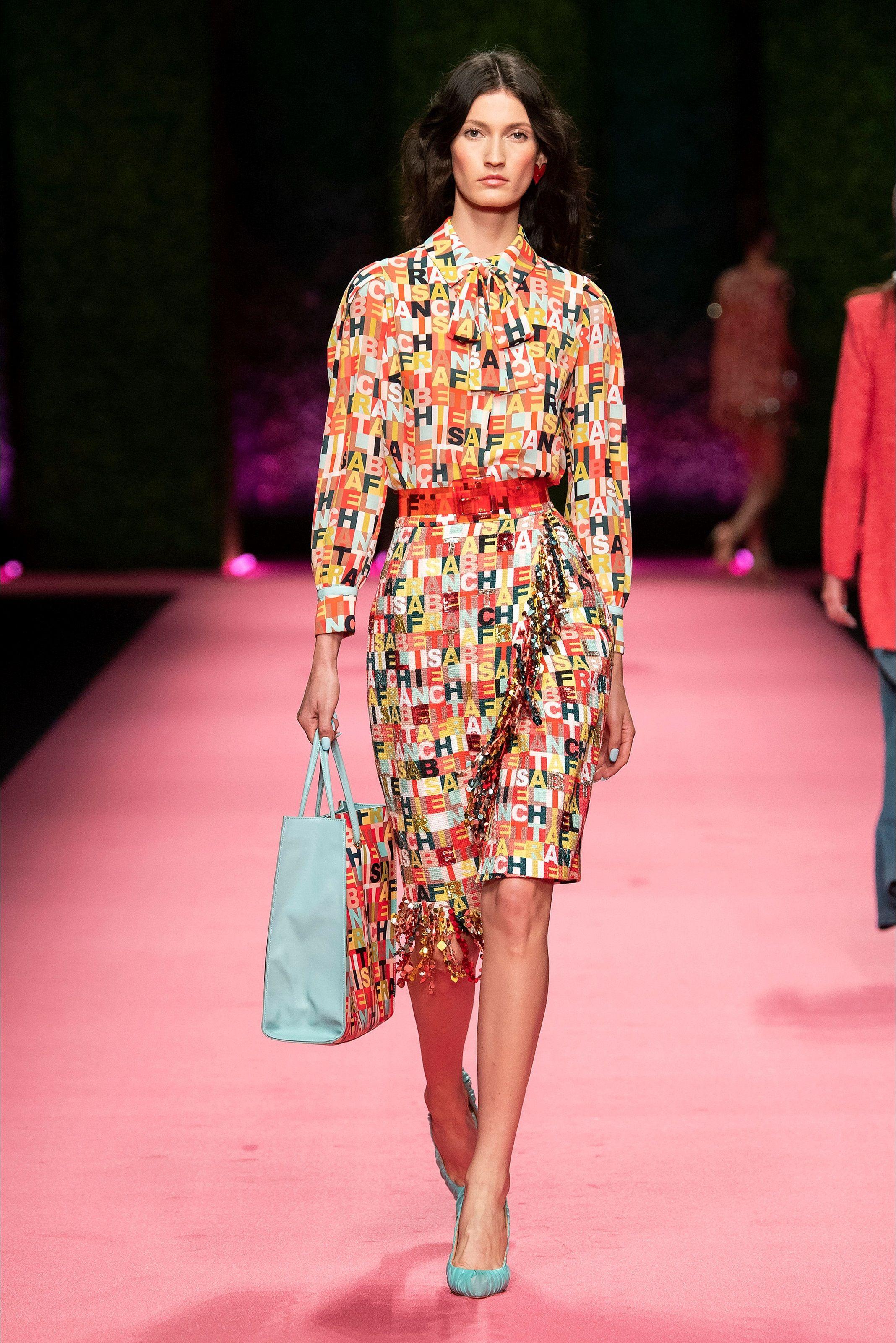 5b1435e82 Sfilata Elisabetta Franchi Milano - Collezioni Primavera Estate 2019 - Vogue