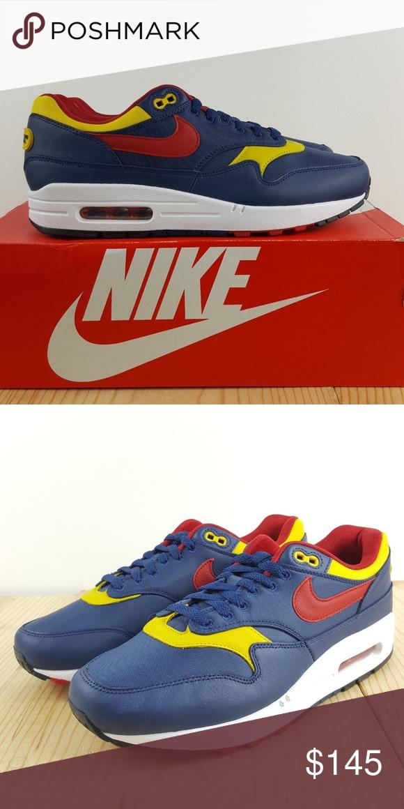 Nike Air Max 1 Premium Snow Beach Limited Shoes BRAND NEW