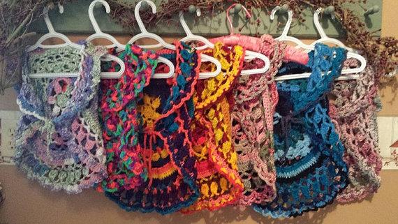 Lotus Mandala Circular Vest Crochet Vest Pattern Crochet