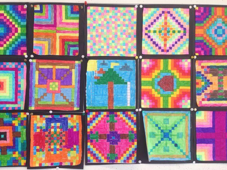 afbeeldingsresultaat voor knutselen mozaiek met papier
