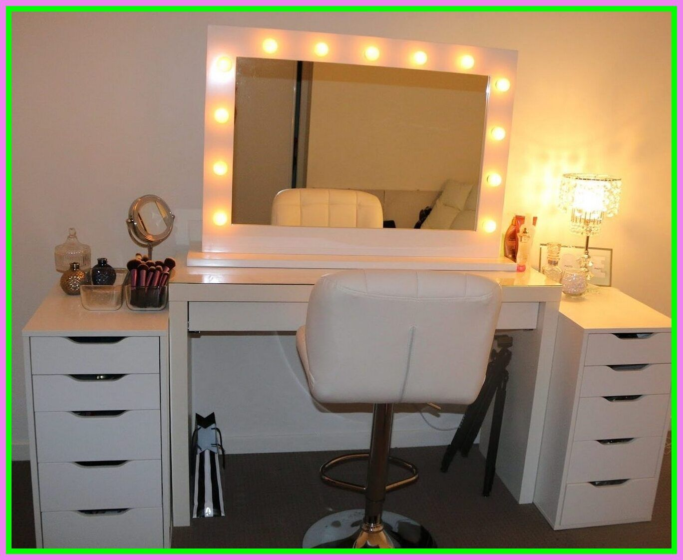 102 reference of vanity mirror with lights small in 2020