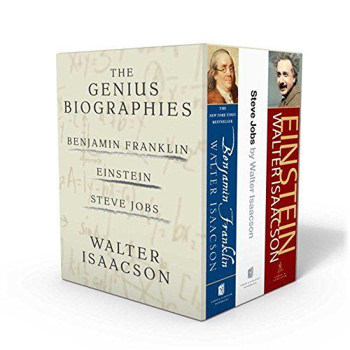 Walter Isaacson The Genius Biographies Benjamin Frankli Https Www Amazon Com Dp 1501189018 Ref Cm Sw R Pi Dp X Uwg Benjamin Franklin Steve Jobs Einstein