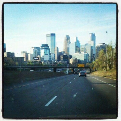 downtown Minneapolis :)