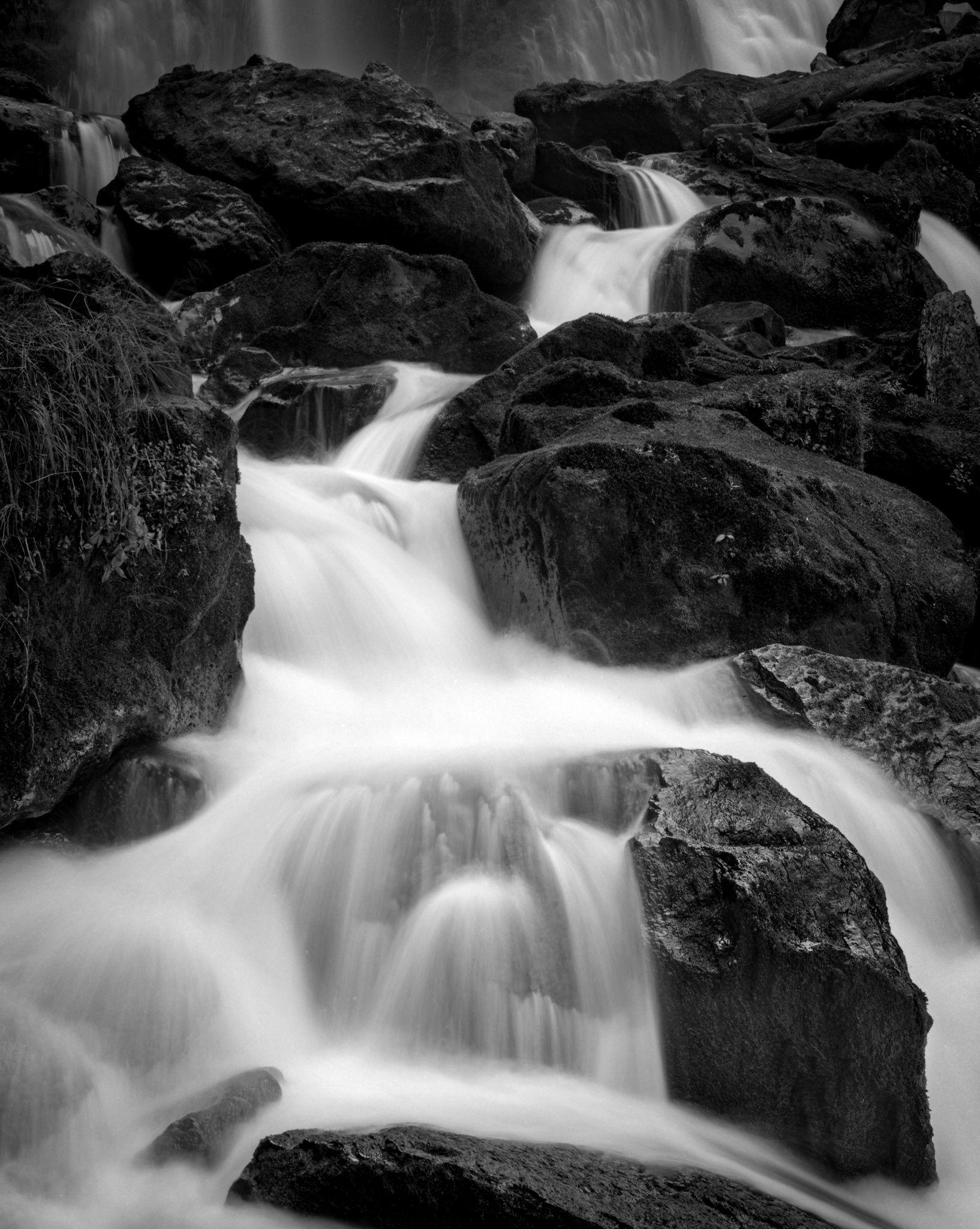 Upper Falls Creek Falls 2 by Jason Lucey on 500px