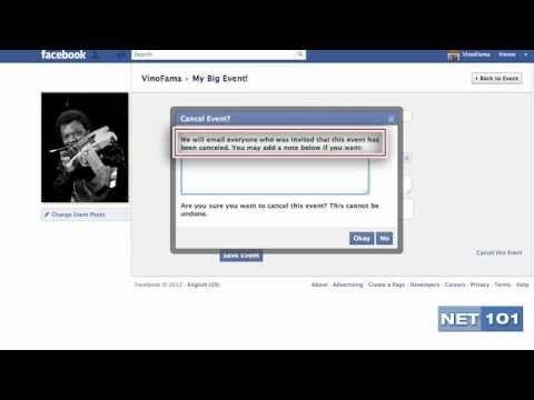 Creating An Event in Facebook. Facebook allows business