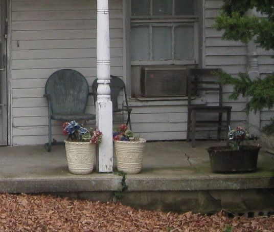 Old Porch Chair