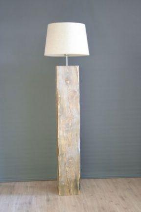 Lampenvoet hout maken