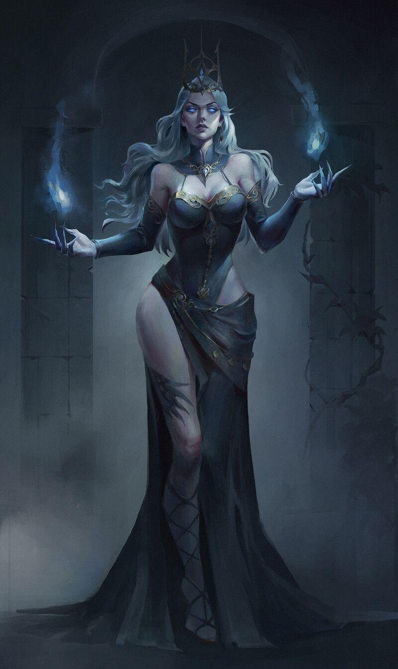 Photo of Witch, xiaosu Chen