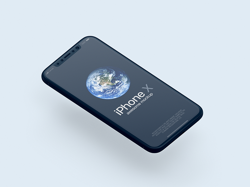 Download Perspective Iphone X Mockup Psd Iphone Mockup Clean Iphone Iphone Mockup Psd