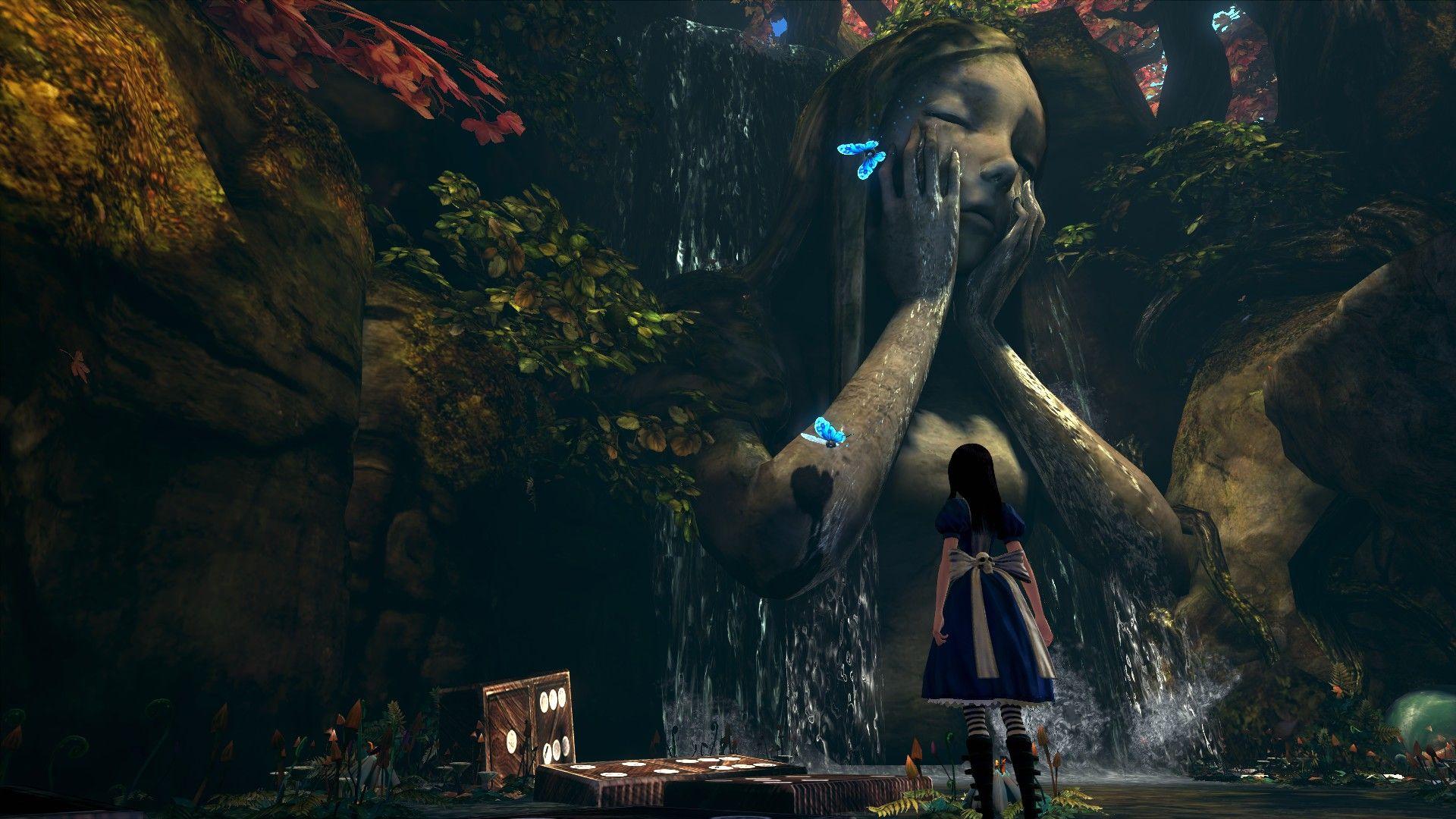 Video Game Alice Madness Returns Wallpaper Alice Madness
