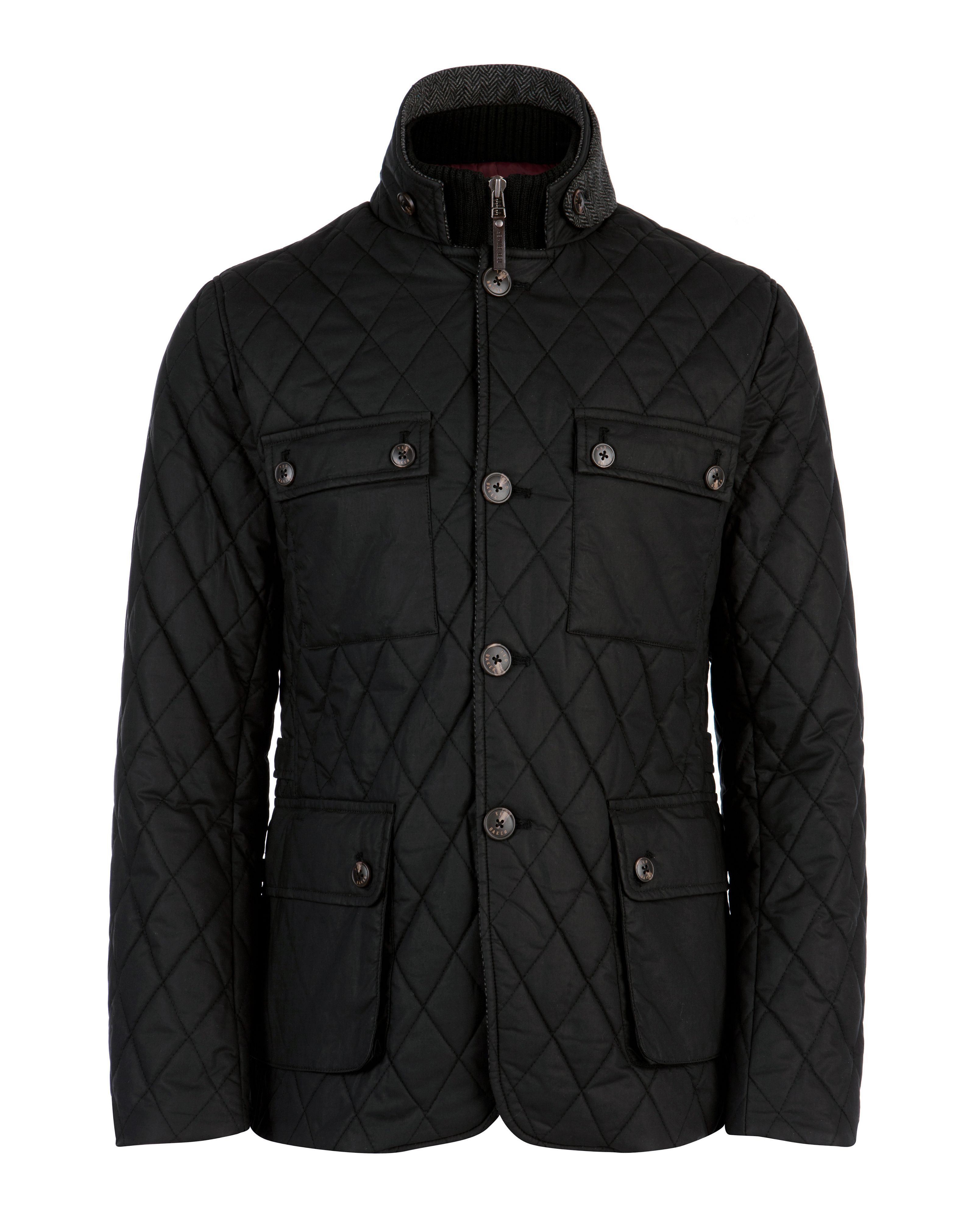 Pin By Find Your Brand On Men Fashion Quilted Jacket