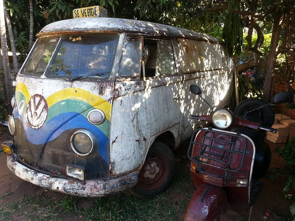 t1 vw panel bus restoration vw bus for sale in paraguay. Black Bedroom Furniture Sets. Home Design Ideas
