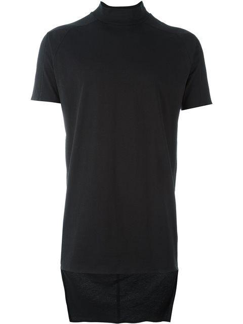 Y-3 Mock Neck T-Shirt. #y-3 #cloth #t-shirt