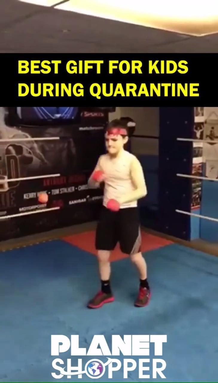 😍NEW ActivPulse™ Boxing Reflex Ball