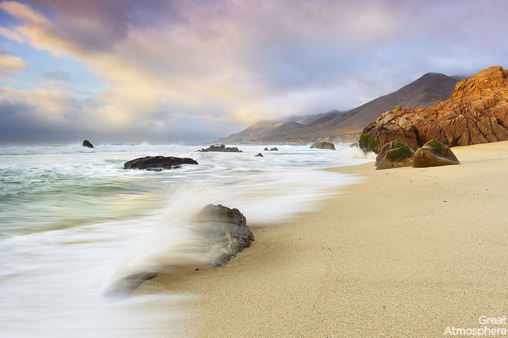 Strand kust