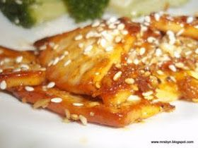 365 Days of Clean Eating: Clean Eating #99: Baked Carmelized Tofu