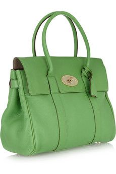 c7dfd85db613 Lovely apple green Mulberry bag ..tempting  )