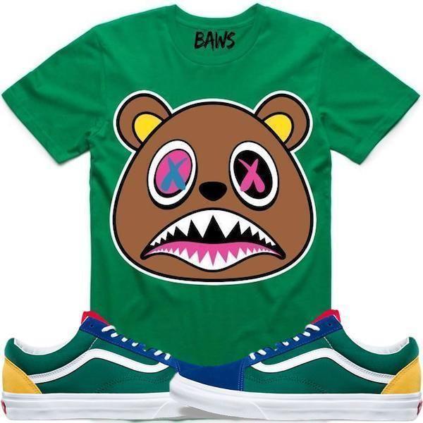 7b34b15a0be65f Baws Clothing Shirt to match the Nike Air Jordan Retro 10