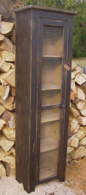 Schuifdeurkast Jelle Woood.Jelly Cupboard Chimney Cupboard Jelly Cabinet Pinterest