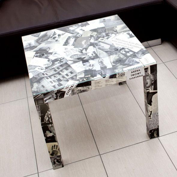 Diy Tisch Mit Fotos Diy Pinterest Diy Diy Furniture And