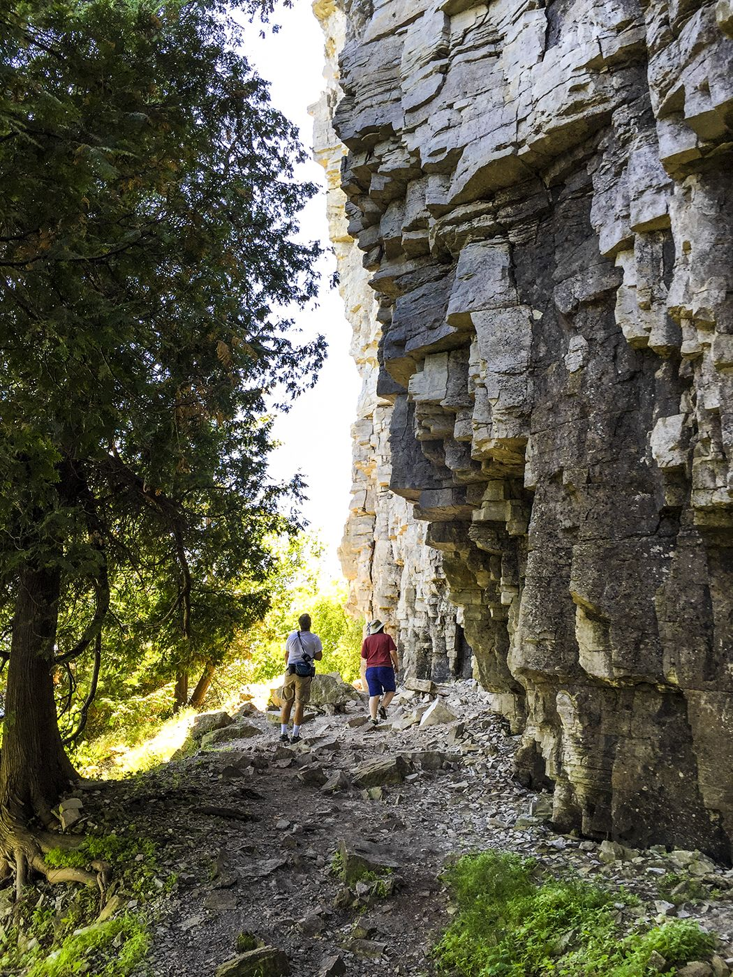 Hiking on The Eagle Trail at Peninsula State Park & Hiking on The Eagle Trail at Peninsula State Park | Wisconsin ...