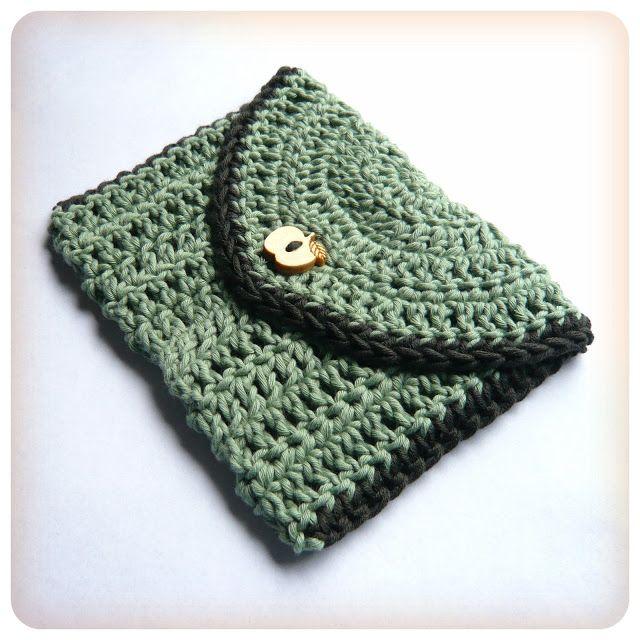 Shara Lambeth Designs Little Treasures Envelope Crochet Pattern