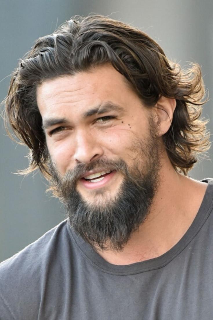 Long Haircuts Hairstyles With Beard For Men In 2019 Guy Haircuts Long Medium Length Hair Styles Beard Hairstyle