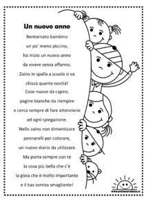 Lettera Di Inizio Anno Immagini Di Scuola Bentornato A Scuola Filastrocche Scuola Dell Infanzia