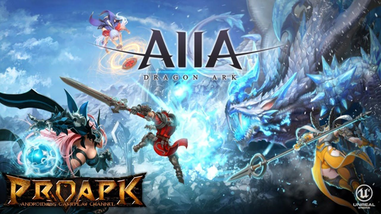 AIIA DRAGON ARK v1 0 1067 Mod APK | Andriod Games/Apps | Games