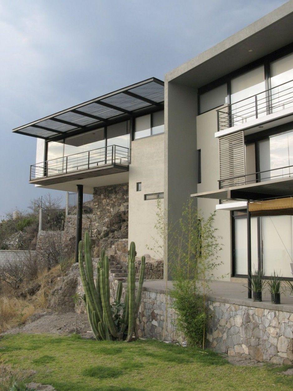Fachadas Espectaculares Arquitectura De La Casa Diseño