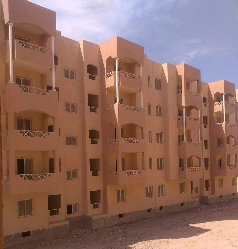شقق للبيع في العاشر من رمضان 2016 في العاشر من رمضان 2016 181260 فرصة Apartments For Sale Real Estate Building